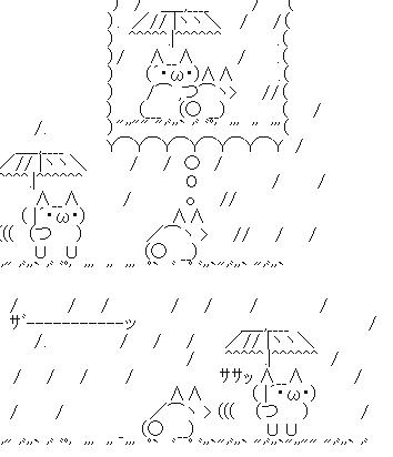 Emoticons ascii art The Life