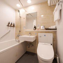Best Western Plus Fukuoka Hotel bathroom