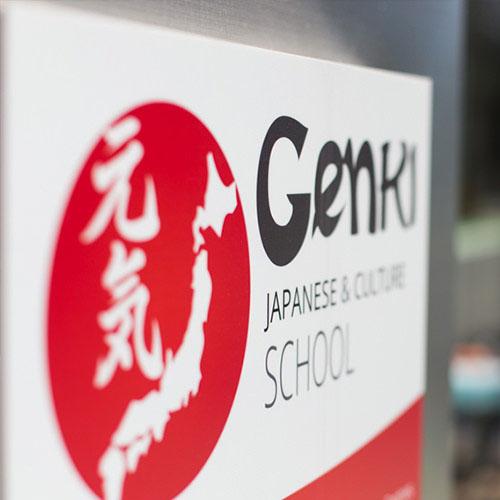 GenkiJACS Japanese school Fukuoka