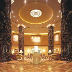 Hotel Okura Fukuoka lobby