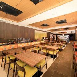 Quintessa Hotel Fukuoka Tenjin breakfast room