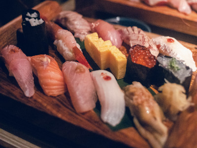 Tokyo Restaurant - Sushi