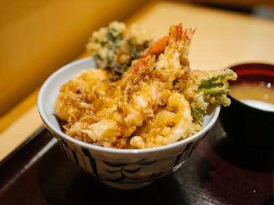 Tokyo Restaurant - Tempura