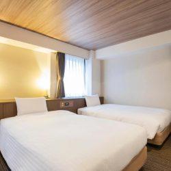 Fukuoka hotel Toei hotel bedroom