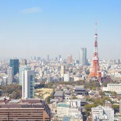 Tokyo Waking Up