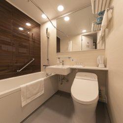 Tokyu Stay Hotel Fukuoka Tenjin bathroom