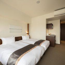 Tokyu Stay Hotel Fukuoka Tenjin bedroom