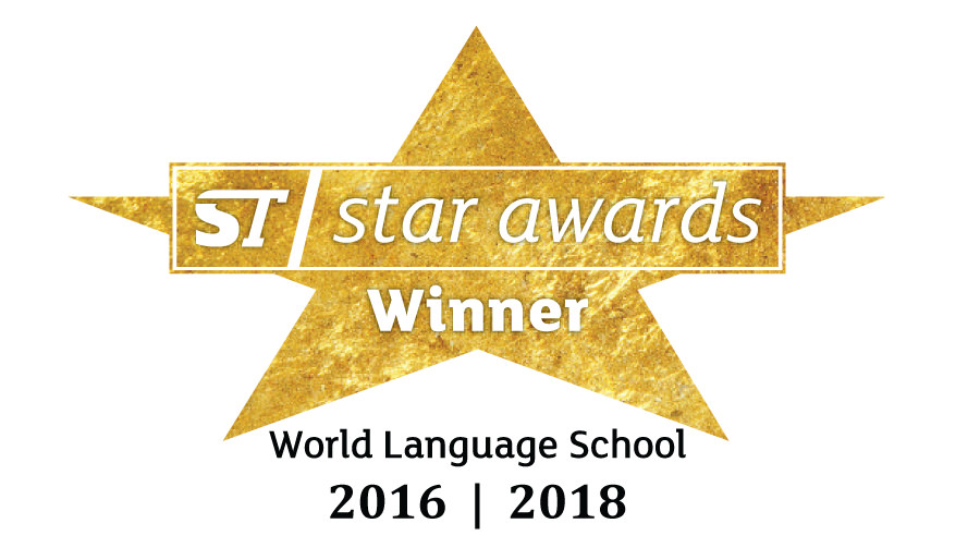 Star Awards World Langauge School winner