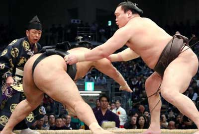 The Kyushu Grand Sumo Tournament