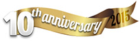 '10th anniversary' from the web at 'http://genkijacs.com/images/10annismall2.jpg'