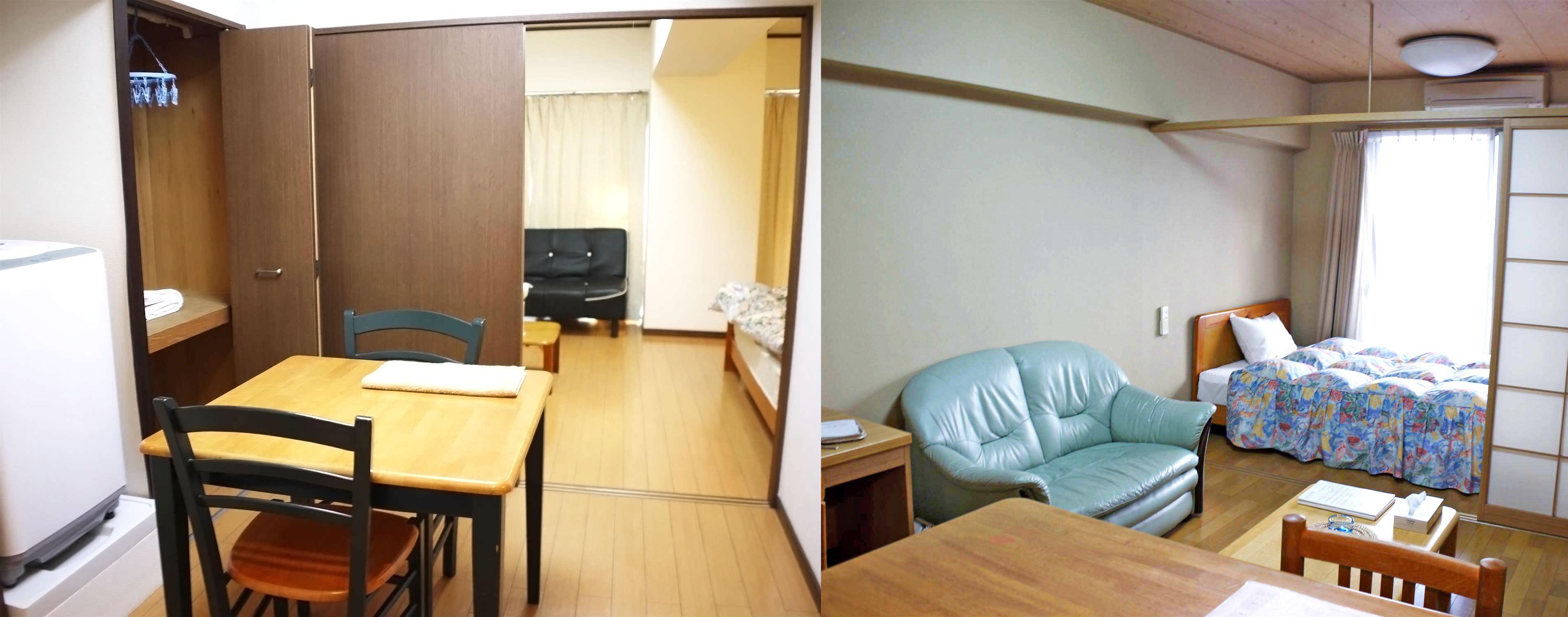 Genki Japanese Language School: Tokyo Accommodation
