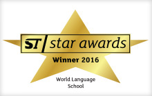 Study Travel Magazine Star Awards - Winner 2016
