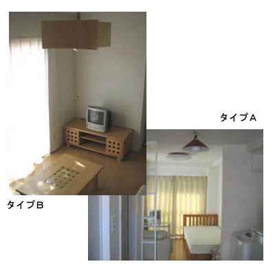 Weekly apartment