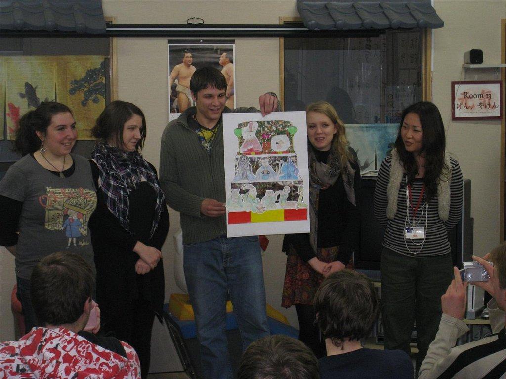 Parties 2011