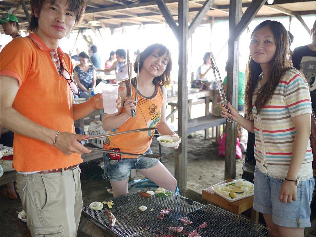 Beach BBQ 2011
