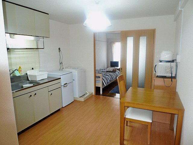 Longterm apartment accommodation