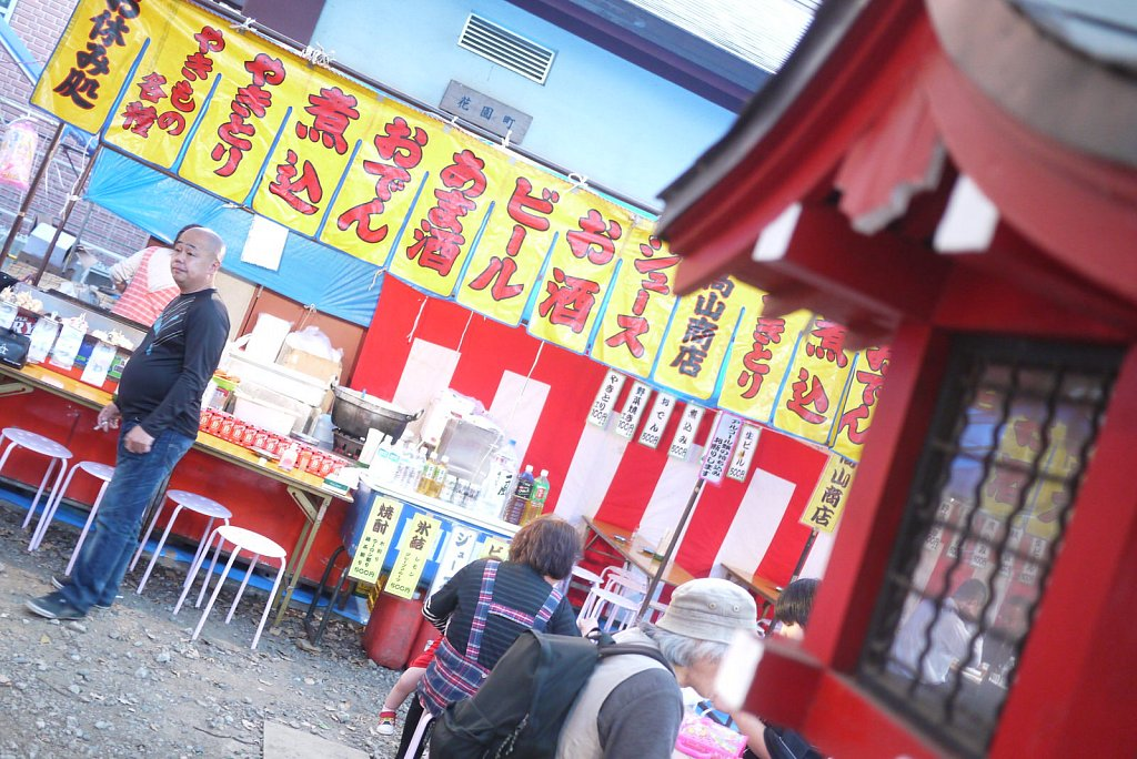 Hanazono shrine festival 2013