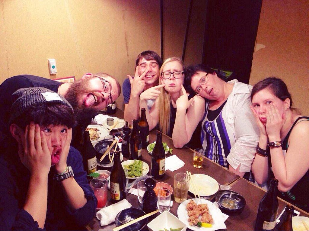 Izakaya party